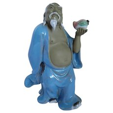 Vintage Shiwan Mudman Figurine