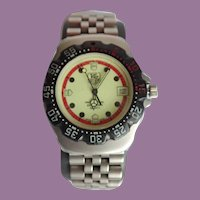 TAG Heuer Watch Formula 1 Professional Luminous Dial Mid-Size