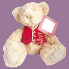 Russ Teddy Bear Queens Golden Jubilee 1952-2002 99412