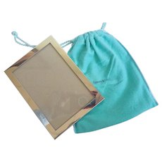 Tiffany 5x7 Pewter Frame With Dust Bag