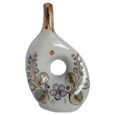 Vintage Mexican Ken Edwards Free Form Bud Vase