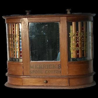 Merrick's Dual Revolving Turbine Spool Cabinet