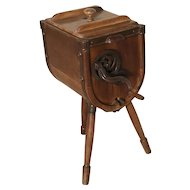 19TH Century Wooden Butter Churn