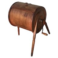 19TH Century Butter Churn