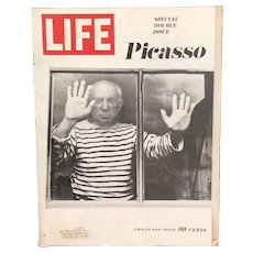 Life Magazine Picasso Issue 1968 Campbells Soup Foldout Warhol Ford Advertising