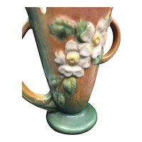 Roseville Magnolia Vase