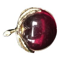 Jelly Belly Red Apple Pin