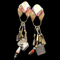 Craft Costume Earrings