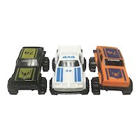 Rare Schaper Stomper Non Motorized Car Set (3)