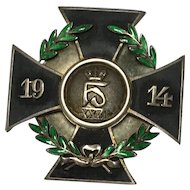 Kriegsverdienstkreuz Cross of Military Merit