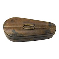 Violin Case Traveling Inkwell