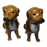 20th Century Chinese Dog Statues