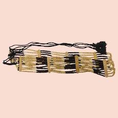 African/Ethnic Beaded Belt