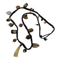 Ethnic Jewelry: Shaman Necklace