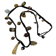 Ethnic Jewelry: Voodoo Necklace