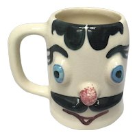 "Jerry The Jerk ""Muggsy"" Mug From The Pfaltzgraff Pottery Co. Designed by Jessop"