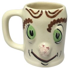"Pickled Pete ""Muggsy"" Mug From The Pfaltzgraff Pottery Co. Designed by Jessop"