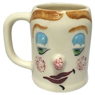 "Flirty Gertie ""Muggsy"" Mug From The Pfaltzgraff Pottery Co. Designed by Jessop"