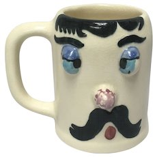 "Cockeyed Charlie  ""Muggsy"" Mug From The Pfaltzgraff Pottery Co. Designed by Jessop"