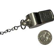 Vintage Acme Thunderer Whistle, English made