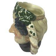 "Vintage Royal Doulton English Toby Jug, model ""Bacchus"""