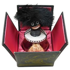 Rare Unopened Golliwog Perfume Bottle with Original Box