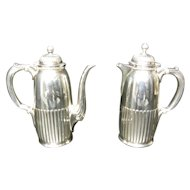 Tiffany & Co. Cafe Au Lait Set