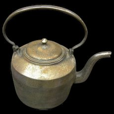 English Steel Kettle