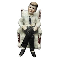 John F. Kennedy Rocking Chair Salt & Pepper Shaker