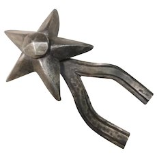 Samuel Yellin Iron Star Spur