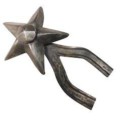 Samuel Yellin Iron Star Spur