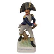 Goebel Napoleonic French Infantry Officer Figurine
