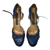 Vintage Designer Shoes by Maud Frizon Paris