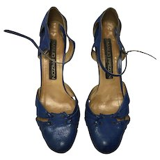 Vintage Designer Shoes by Maud Frizon Paris