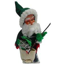 Vintage German Santa Claus or St Belsnickle Figure