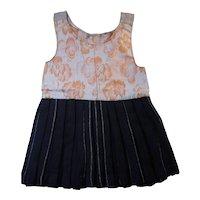 "vintage German Dress for  Doll´s  size 20"""