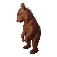 Old German Brown Bear Katzhuette Hertwig & Co Art. 5762