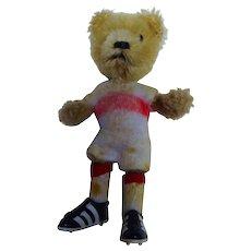 Vintage 50´s German Schuco Hegi Soccor Teddy Bear