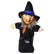 "vintage German hand puppet Kersa "" robber"" unused"