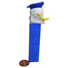 Pez made in Austria no Feed Walt Disney Production Donald Duck