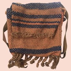 Handmade Hippie Boho Backpack Bag