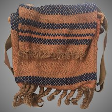 Handmade Hippie Boho Backpack Bag