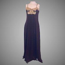 SALE: Joy Stevens 70's Sexy Maxi Dress