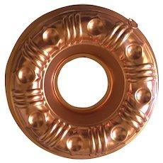 Fancy Copper RIng Mold