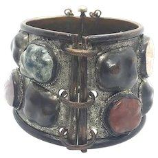 Chunky Fashion Cuff  Bracelet
