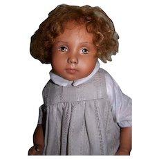 "Artist Made Coloured Doll -  ""ELIZABETH"""