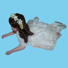 """Australian Artist made Doll in porcelain  """"VICTORIA""""  Catherine Mather mould"""