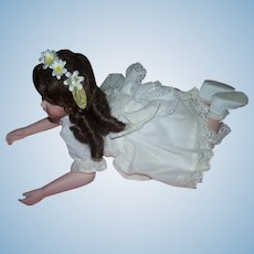 "Australian Artist made Doll in porcelain  ""VICTORIA""  Catherine Mather mould"