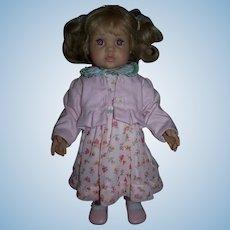 "Gotz Hildegard Gunzel Lara Doll Rare Vinyl 17"" - No. 319/1500"