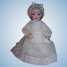 "17"" Koenig & Wernicke German 99 antique character baby - Gorgeous Baby!"